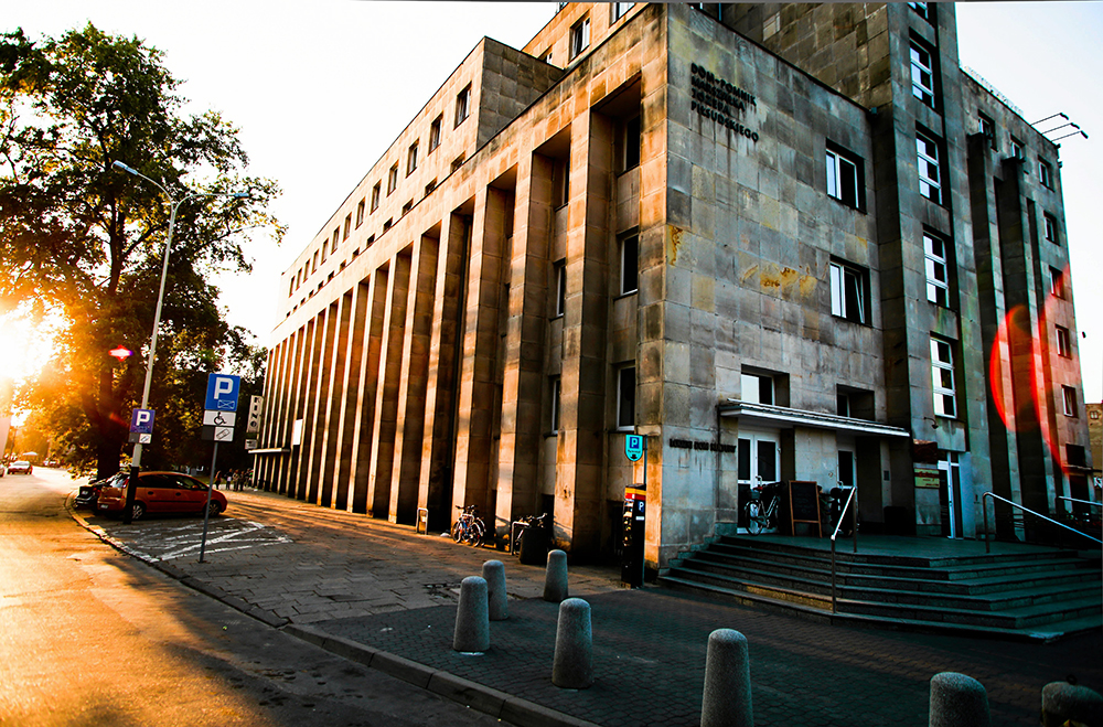 Łódzki Dom Kultury, ul. Traugutta 18, fot. Małgorzata Kujawka/AG