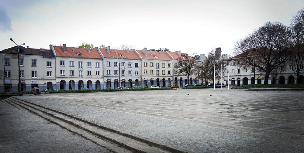 Stary Rynek, Łódź, fot. Piotr Kamionka/Reporter