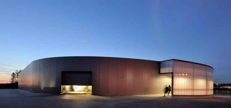 Headquarters of the Yeti advertising agency in Kryspinów near Kraków, design: Jacek Krych, photo: courtesy of the architect