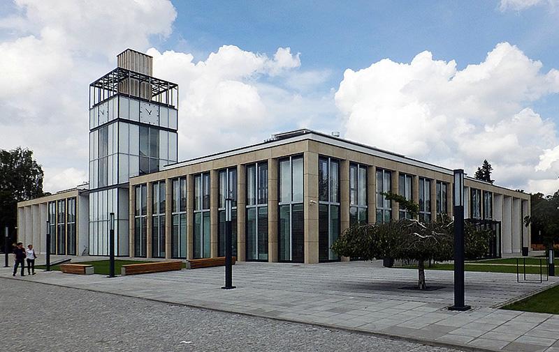 Zduńskowolskie Centrum Integracji, projekt: biuro 90 Architekci , inwestor: Miasto Zduńska Wola, 2014, fot. dzięki uprzejmości biura / http://www.a90.pl/pl