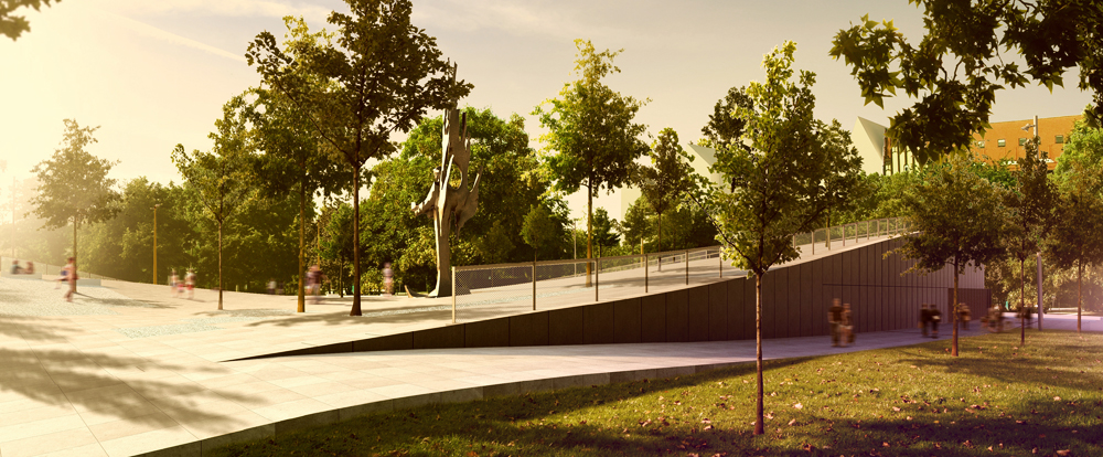 Centrum Dialogu, fot. KWK Promes