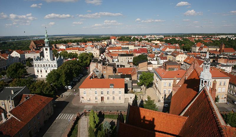 Chełmno, fot. Arkadiusz Wojtasiewicz  / AG Click and drag to move