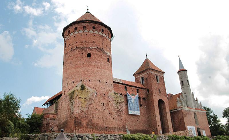 Zamek w Reszlu, fot. Przemysław Skrzydło / AG