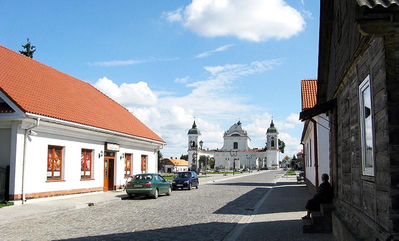 Tykocin, kościół Świętej Trójcy, fot. Piotr Kamionka/Reporter