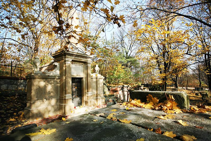 The Old Podgórski Cemetery, Kraków, photo:Mateusz Skwarczek / Forum