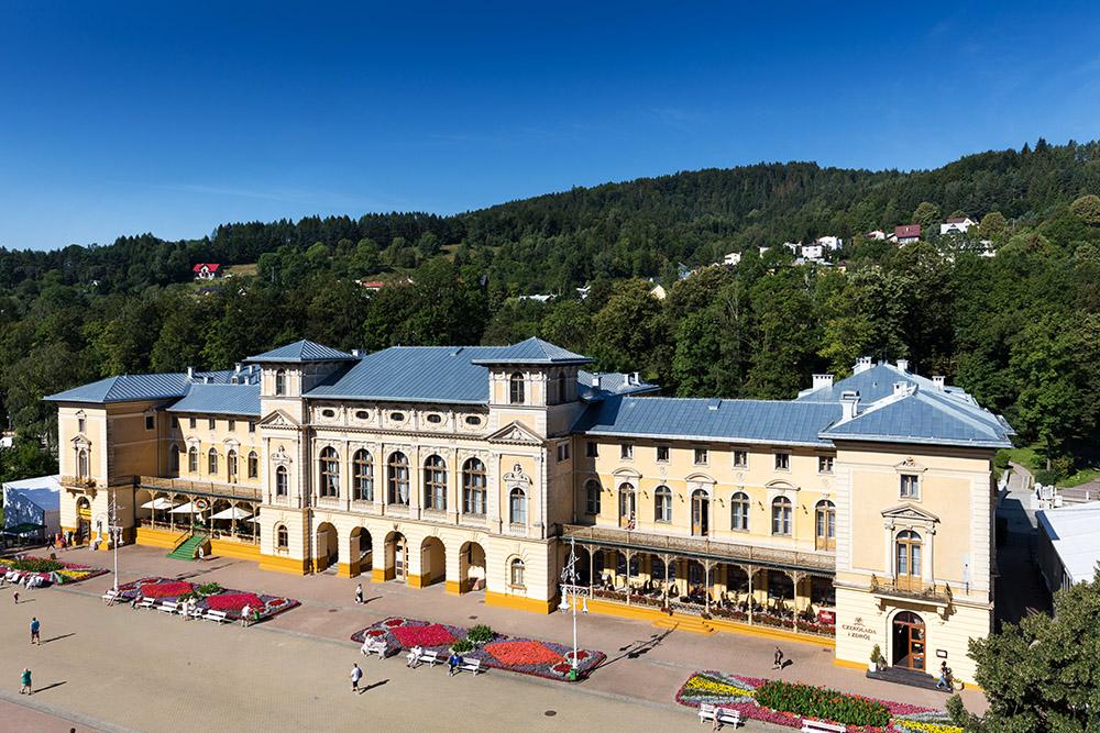 Старинный Курзал, Крыница Гурска. Фото: Анатоль Хомич / Forum