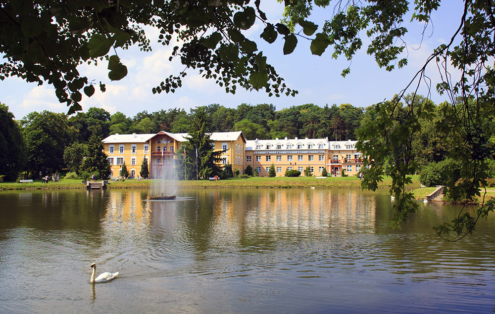 Курортный парк, Наленчув. Фото: Марек Маруша / Forum