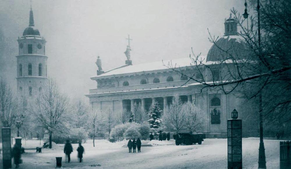 Bazylika katedralna, fot. wydawnictwo RM