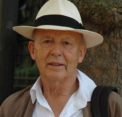 Stanisław Fiszer, fot. dzięki uprzejmości artysty