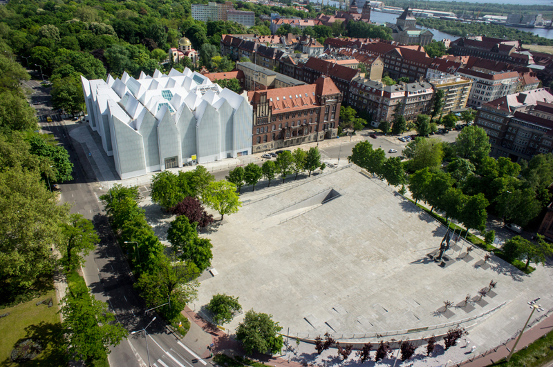The National Museum in Szczecin — The Dialogue Centre Upheavals, photo: KWK Promes