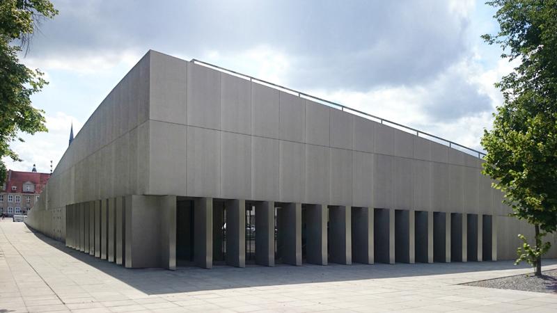 """Centrum Dialogu """"Przełomy"""" - Muzeum Narodowe w Szczecinie, fot. KWK Promes"""