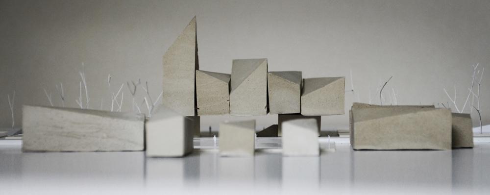 Baltic Sea Art Park project, designed by: WXCA architecture studio, photo: press materials