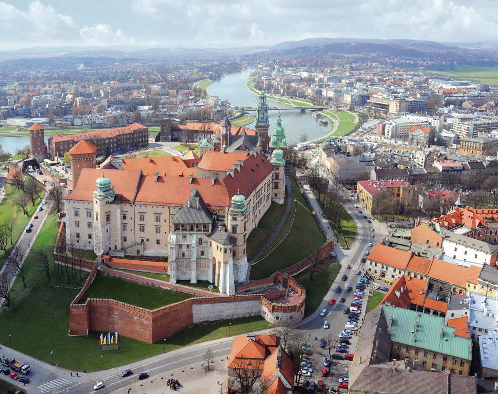 Wawel Royal Castle in Kraków, photo: promo materials
