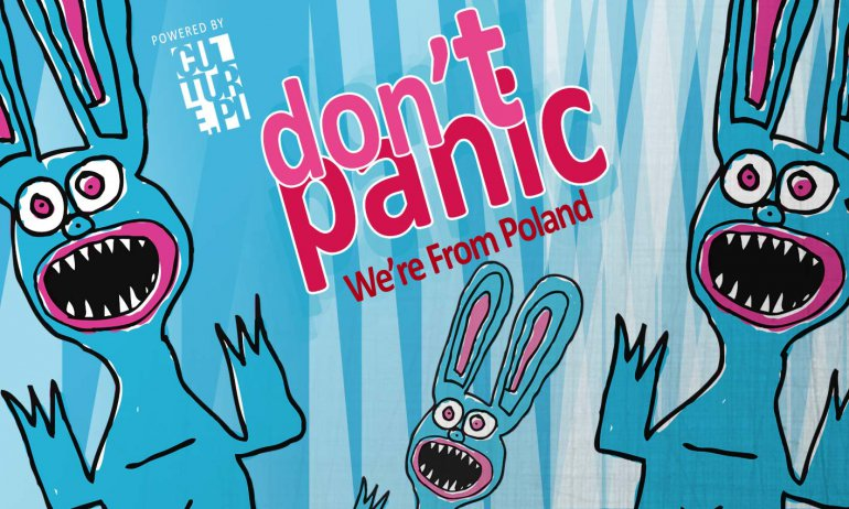 Don't Panic! We're from Poland