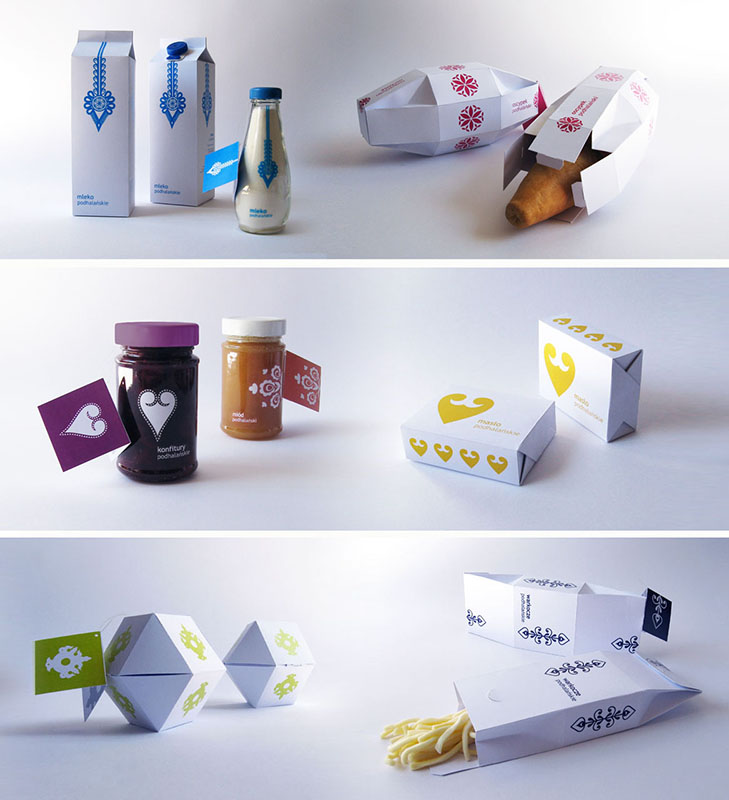 Nobo Design, Smaki podhalańskie / The Tastes of Podhale, cases, photo. courtesy of the artists