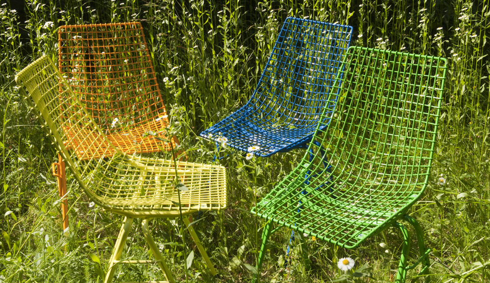Net chairs, photo:  Mamsam