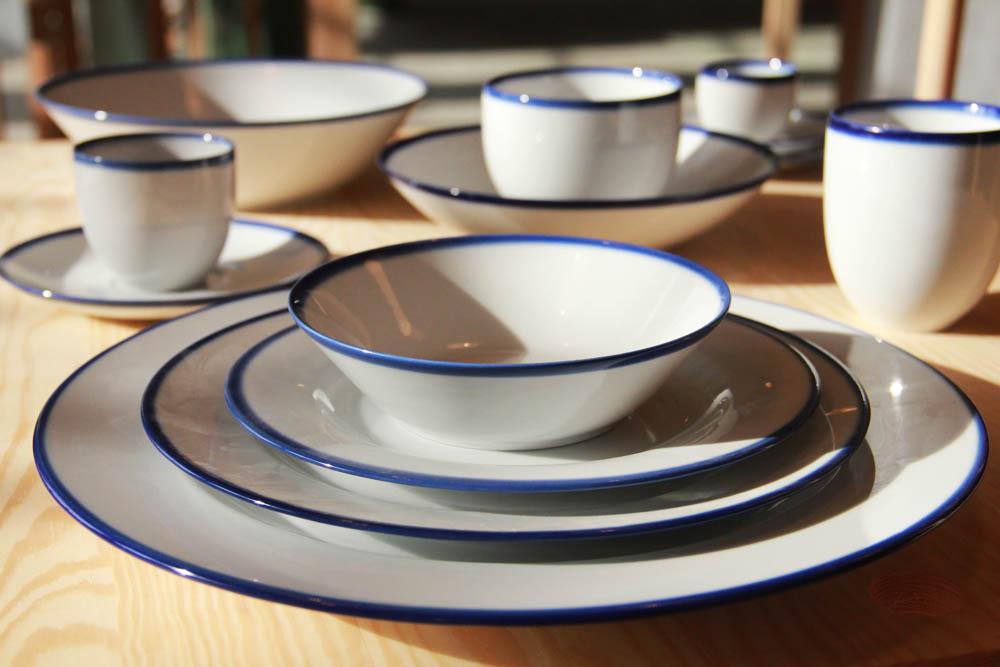 "arek Cecuła and Daga Rogers ""Blue Line"", 2013, photo: Modus Design"