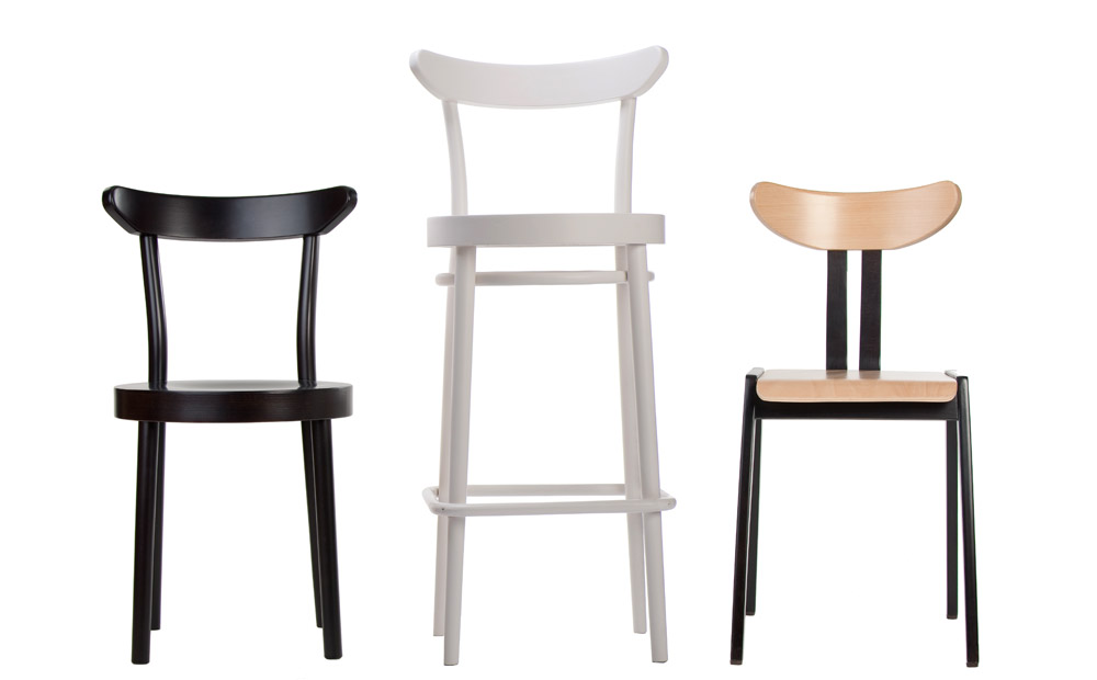 Marian Sigmund, chairs and armschairs, photo: Paged Meble