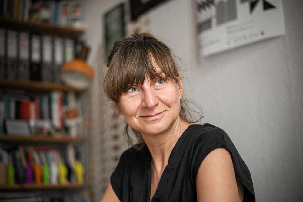 Bogna Świątkowska, fot. Franciszek Mazur/AG
