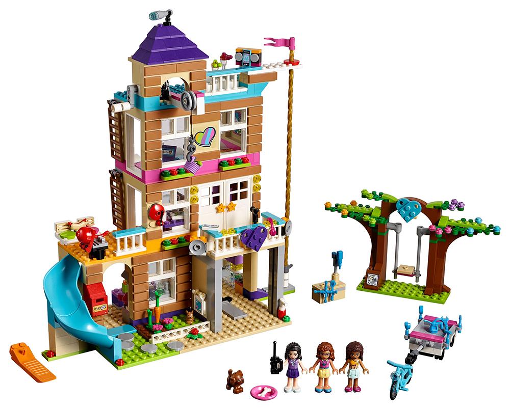LEGO 41340 Friendship House, projekt Ola Mirecka, premiera na rynku Styczeń 2018