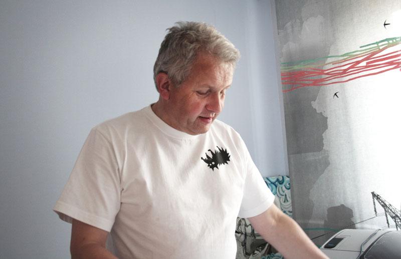 Andrzej Cebulak, photo: Mudo Design StudioCaption