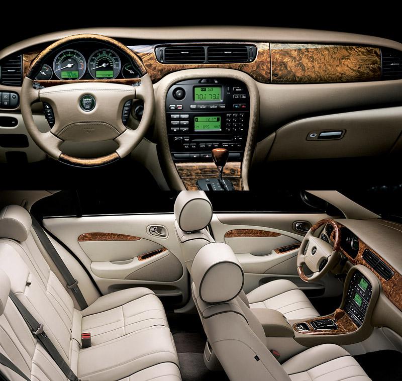 Jaguar S-Type 2005, photo: promo materials