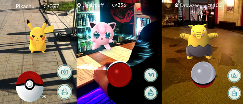 How I Rediscovered My City By Playing Pokémon GO