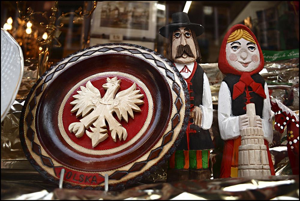 Souvenirs from Poland, photo: Krzysztof Zuczkowski / Forum
