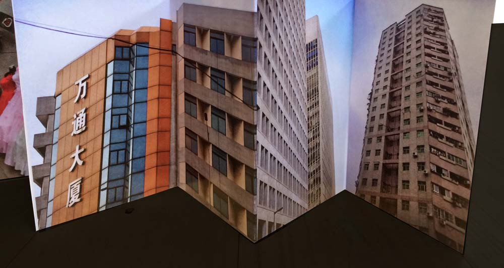 """City Lust"", kurator: Charlie Koolhaas, fot. Łódź Design 2014"
