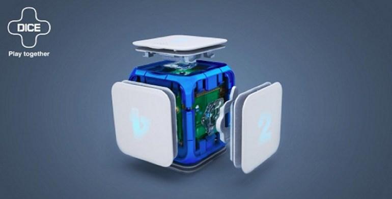 Dice+, design by: Patryk Strzelewicz (Game Technologies S.A.), Michał Bonikowski (Mindsailors), photo: press release