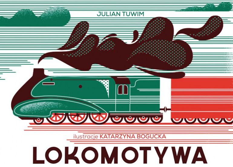 "Puzzle i książka ""Lokomotywa"", projekt: Kasia Bogucka, producent: Visart, Must Have 2014, fot. Łódź Design Festival 2014"