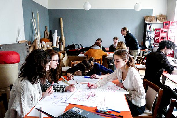 Warsztaty Fresh Design, fot. mat. prasowe