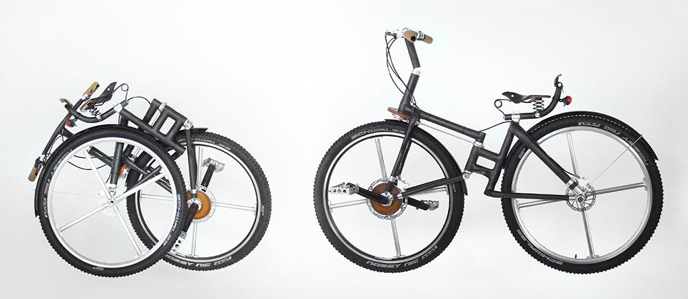 Izzy Bike, design: Marek Jurek, photo: designer's press materials