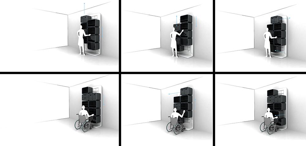 Mobile, design: Michał Kracik, photo: press materials