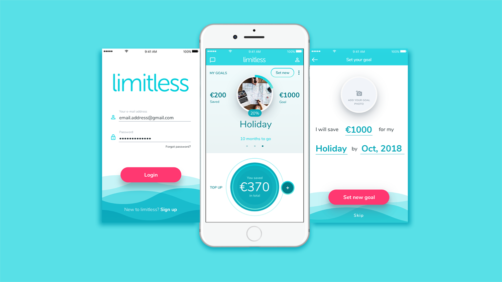 The Limitless app, photo: promo materials