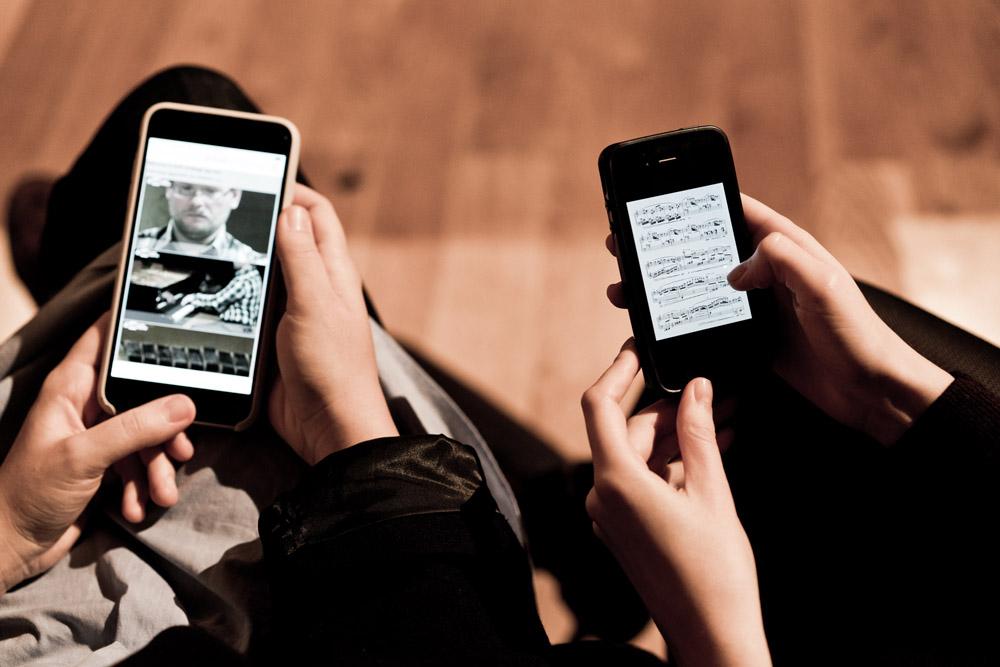 Julian Cochran Foundation, ONSTAGE app, photo: Konrad Ćwik