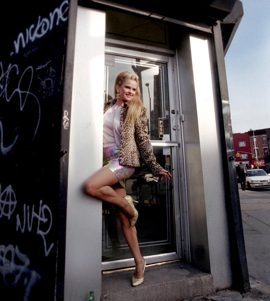 """Kadr z filmu """"Szczęśliwego Nowego Jorku"""" Janusza Zaorskiego"""