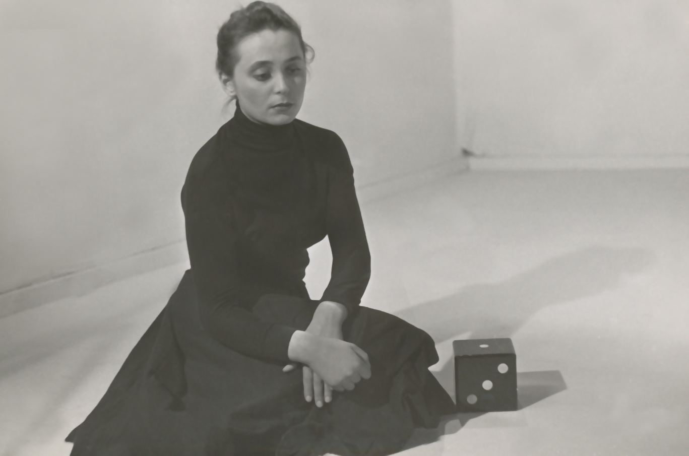"Still from Agnieszka Osiecka's ""Black and White"", photo: FilmPolski.pl"