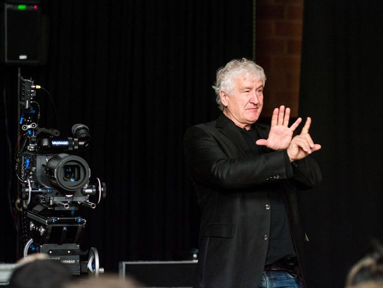 Andrzej Bartkowiak, fot. Mikołaj Zacharow/ Reporter