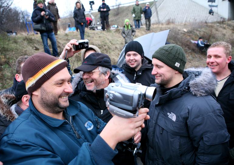 Arkadiusz Tomiak, fot. Tatiana Jachyra/ Forum