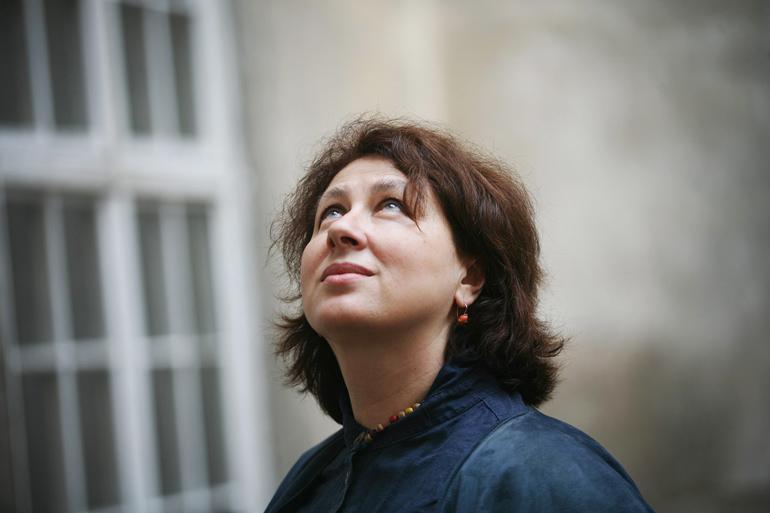 Jolanta Dylewska, fot. Tomasz Wiech, Agencja Gazeta