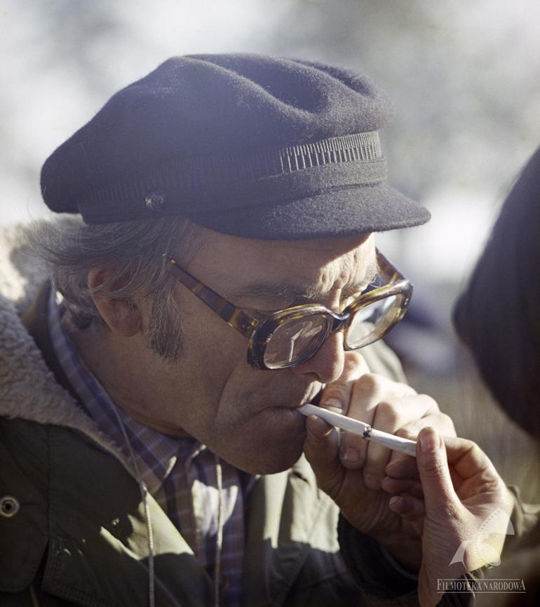Witold Sobociński, fot. Fototeka Filmoteki Narodowej