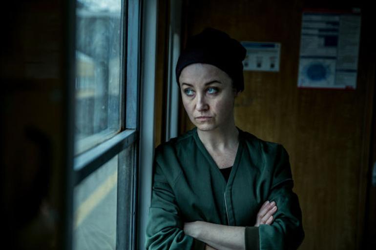 «Фуга», реж. Агнешка Смочиньская, на фото Габриэля Мускала. Фото: рекламные материалы