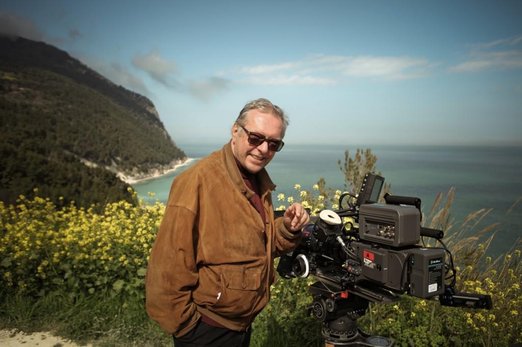 Кшиштоф Занусси на съемочной площадке. Фото: рекламные материалы TOR