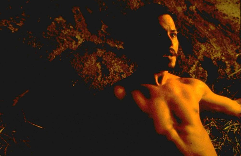 """Johny Depp w """"Dziewiątych wrotach"""", fot. Forum"""