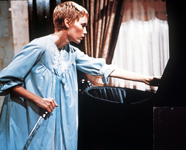 Still from Rosemary's Baby, dir. Roman Polański, 1968, photo: Polfilm / East News