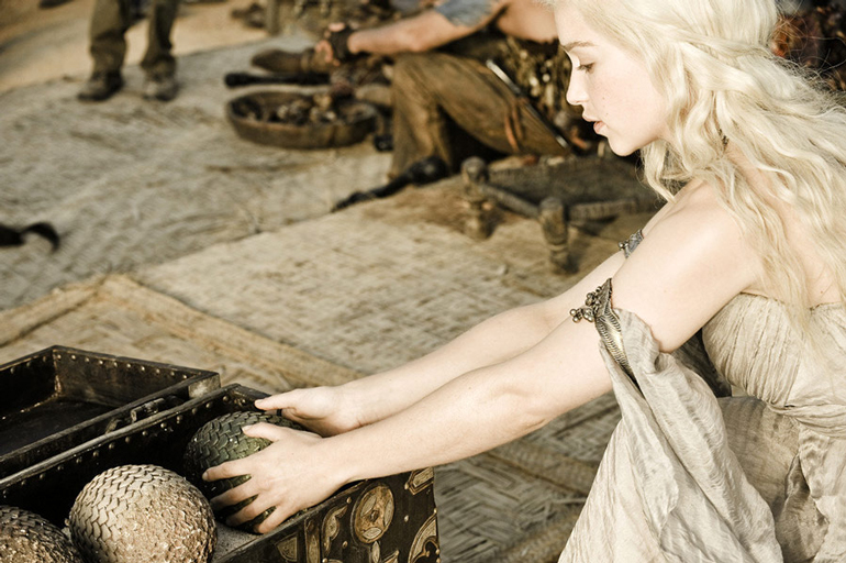 Still from Game of Thrones, 2011, photo: press release