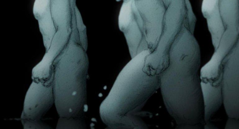 """Kadr z filmu """"Hipopotamy"""", Piotra Dumały, 2014, fot. KFF"""