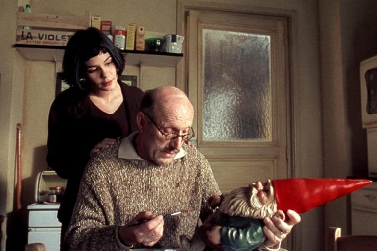 A scene from the film Amelie, dir. Jean-Pierre Jeunet, photo: promotional materials / Gutek Film