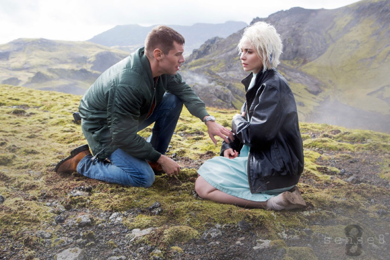 A scene from the Sense 8 series, photo: promotional materials / Netflix